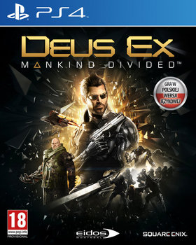 Deus Ex: Rozłam Ludzkości-Square Enix Montreal