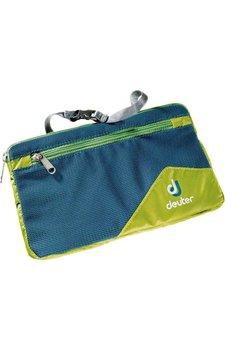 Deuter, Kosmetyczka, Wash Bag Tour II, zielona, rozmiar uniwersalny-Deuter