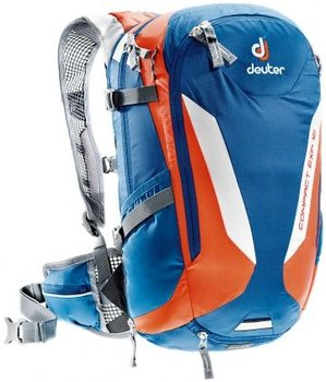 Deuter, Plecak, Compact EXP 12, black-granite - Deuter