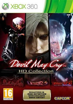 Devil May Cry - HD Collection-Capcom
