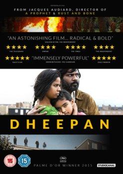 Dheepan (brak polskiej wersji językowej)-Audiard Jacques