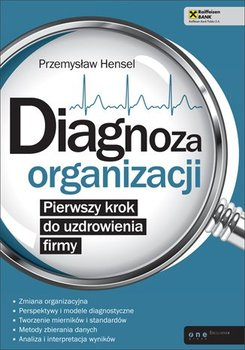 Diagnoza organizacji. Pierwszy krok do uzdrowienia firmy                      (ebook)
