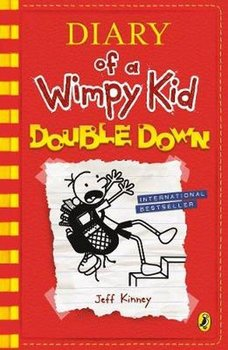 Diary of a Wimpy Kid. Double Down-Kinney Jeff