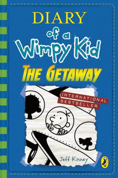 Diary of a Wimpy Kid: The Getaway (book 12) - Kinney Jeff