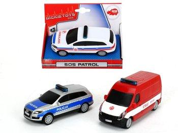 Dickie, pojazd SOS Patrol