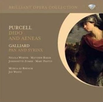 Dido And Aeneas / Pan And Syrinx - Various Artists