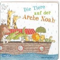 Die Großen Kleinen: Die Tiere auf der Arche Noah-Dubuc Marianne