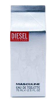 Diesel, Plus Masculine, woda toaletowa, 75 ml-Diesel