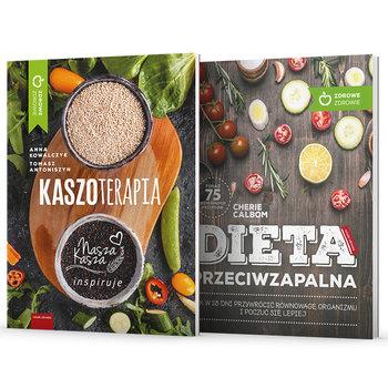 Dieta przeciwzapalna / Kaszoterapia-Calbom Cherie, Kowalczyk Anna, Antoniszyn Tomasz