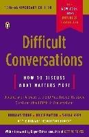 Difficult Conversations-Stone Douglas, Patton Bruce, Heen Sheila