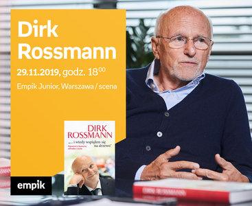 Dirk Rossmann | Empik Junior / scena