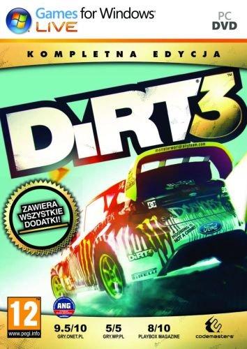 DiRT 3 - Complete Edition (2012) RePack by R.G. Shift + SPOLSZCZENIE