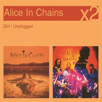 Dirt/Unplugged-Alice In Chains