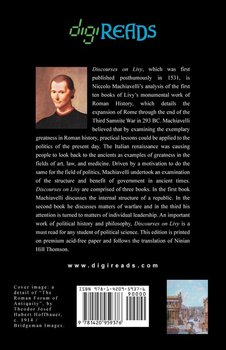 Discourses on Livy-Machiavelli Niccolo