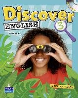 Discover English Global 3 Activity Book and Student's CD-ROM Pack-Hearn Izabella, Wakeman Kate