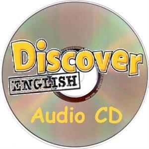 Discover English Starter. CD do Podręcznika-Boyle Judy, Bogucka Mariola