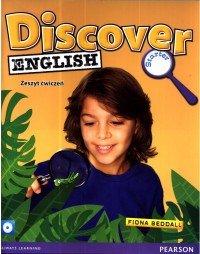 Discover English Starter. Ćwiczenia + CD-Boyle Judy, Bogucka Mariola
