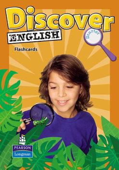 Discover English Starter. Flashcards-Boyle Judy, Bogucka Mariola