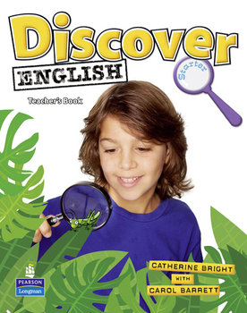 Discover English Starter. Książka nauczyciela-Wildman Jayne, Hearn Izabella