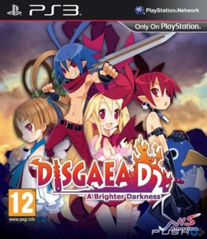 Disgaea Dimension 2: A Brighter Darkness-Nippon Ichi Software