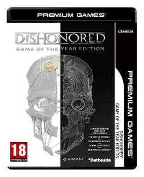 Dishonored - Game of The Year Edition-Bethesda