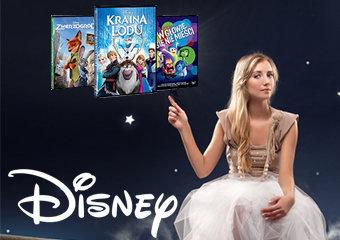 Bajeczny świat Disneya