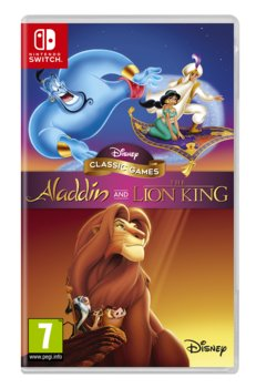 Disney Classic Games: Aladdin and the Lion King-UIE
