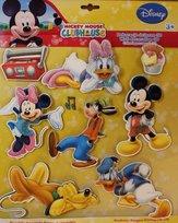 Disney, Dekoracja, Zestaw 3D, Wesoły Mickey