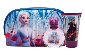 Disney, Frozen II, zestaw kosmetyków, 2 szt. + kosmetyczka-Disney