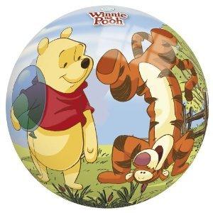 Disney, Kubuś Puchatek i Przyjaciele, piłka 23 cm-Disney