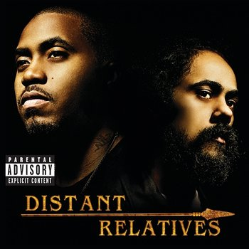 """Distant Relatives-Damian """"Jr. Gong"""" Marley, Nas"""
