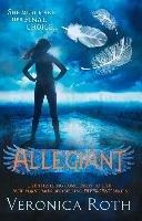 Divergent 3. Allegiant-Roth Veronica