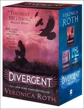 Divergent Series Boxed Set (Books 1-3)-Roth Veronica