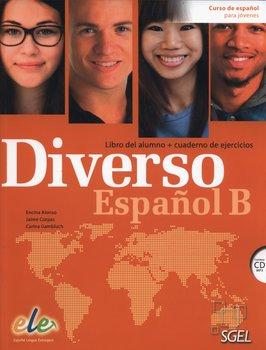 Diverso Espanol B Libro del alumno + Cuaderno de ejercicios + CD-Alonso Arija Encina, Corpas Jaime