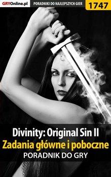 Divinity: Original Sin 2. Zadania główne i poboczne. Poradnik do gry-Wiśniewski Łukasz Keczup, Adamus Agnieszka aadamus