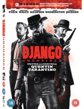 Django Unchained (brak polskiej wersji językowej)-Tarantino Quentin
