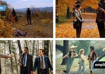 Dlaczego reżyserzy kochają jesień? Filmy z jesienną scenografią