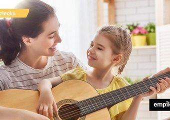 Dlaczego warto zainteresować dziecko instrumentami?