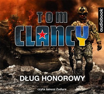 Dług honorowy-Clancy Tom