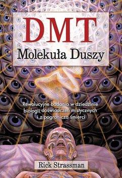 DMT. Molekuła duszy. Rewolucyjne badania w dziedzinie biologii doświadczeń mistycznych i z pogranicza śmierci-Strassman Rick