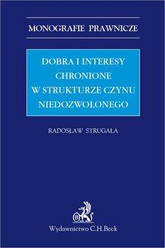 Dobra i interesy chronione w strukturze czynu niedozwolonego-Strugała Radosław
