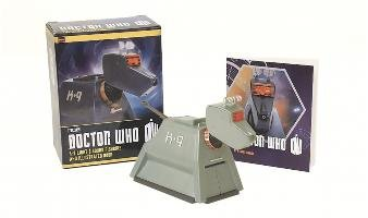 Doctor Who: K-9 Light-and-Sound Figurine and Illustrated Book-Running Press