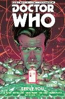 Doctor Who: The Eleventh Doctor-Fraser Simon, Ewing Al, Williams Rob