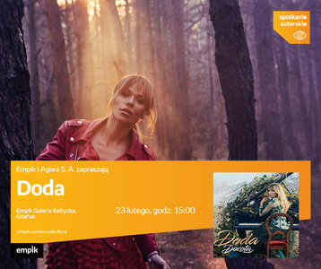 Doda | Empik Galeria Bałtycka