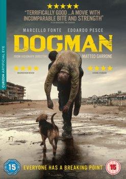 Dogman (brak polskiej wersji językowej)-Garrone Matteo