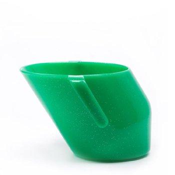 Doidy Cup, Kubek z uchwytami, Agrestowy z brokatem, 200 ml-Doidy Cup