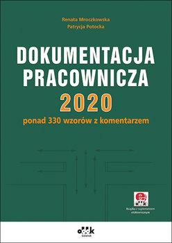 Dokumentacja pracownicza 2020-Mroczkowska Renata, Potocka Patrycja