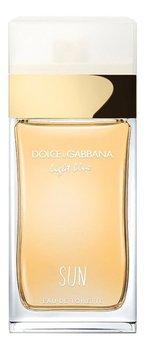 Dolce & Gabbana, Light Blue Sun, woda toaletowa, 50 ml-Dolce & Gabbana