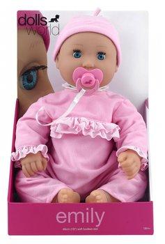 Dolls World, lalka bobas Emily-Dolls World