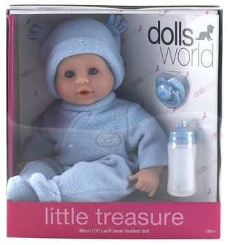 Dolls World, lalka bobas Little treasure-Dolls World